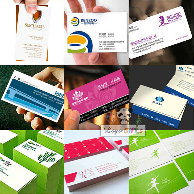 Online shop business cards for bosssales super cheap business card business cards for bosssales super cheap business card printing with your company design and logo 1000pcs a lot free shipping colourmoves