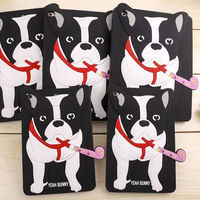 Lovely Cartoon Dog Soft Silicone Rubber For Apple Ipad Air 1 2 Case For Ipad Mini