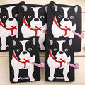 Lovely Cartoon Dog Soft Silicone Rubber For Apple ipad Air 1 2 Case For ipad mini 4 321 Cases For ipad 234 Tablet Back Cover