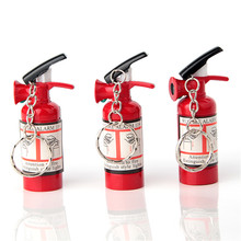 New style Cigarette Accessories Butane gas lighters 2018 New Fire extinguisher shape lights lighter(China)