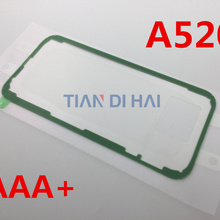 Back-Glass Sticker-Tape Battery-Door Dual-Adhesive Galaxy Samsung for 5pcs/Lot Housing-Cover