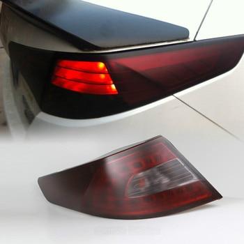 Car Headlight Taillight Fog Lamp Tint Film Sticker For Volkswagen VW POLO Golf 4 5 6 7 Passat B5.5 B5 B6 MK5 MK6 CC EOS Beetle car styling for vw golf 6 headlights 2012 volkswagen golf led headlight drl bi xenon lens high low beam parking fog lamp