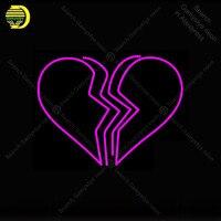 Неоновая вывеска для блога сердце Decoracion Экспресс игра неоновый свет настенный знак неоновый розовый для спальни Letrero ручной работы индивид