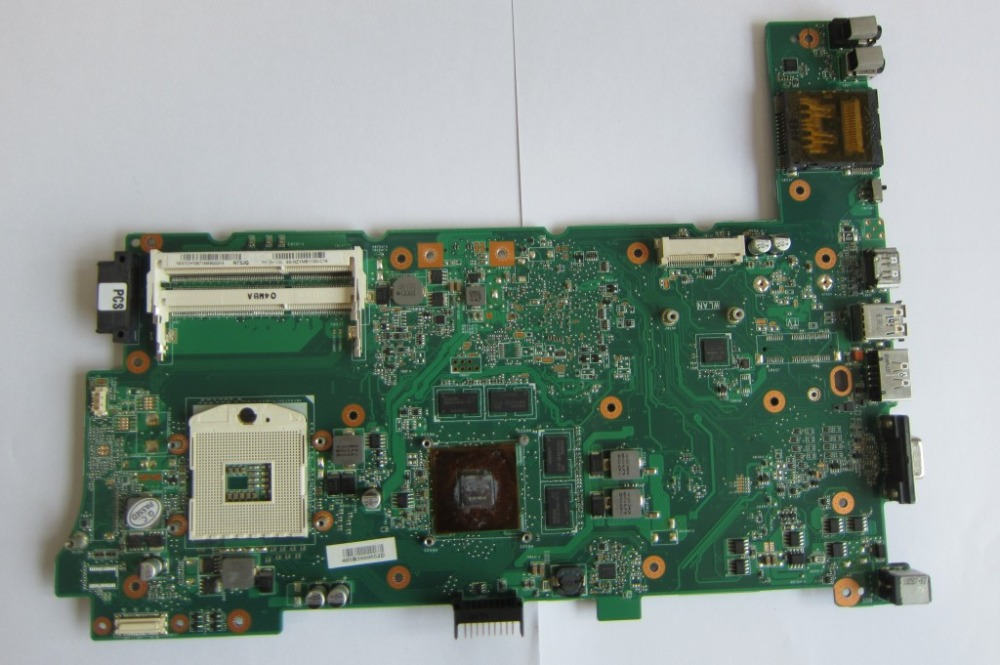 N73JF non-integrated motherboard for asus laptop N73JF N73JQ 100%full test