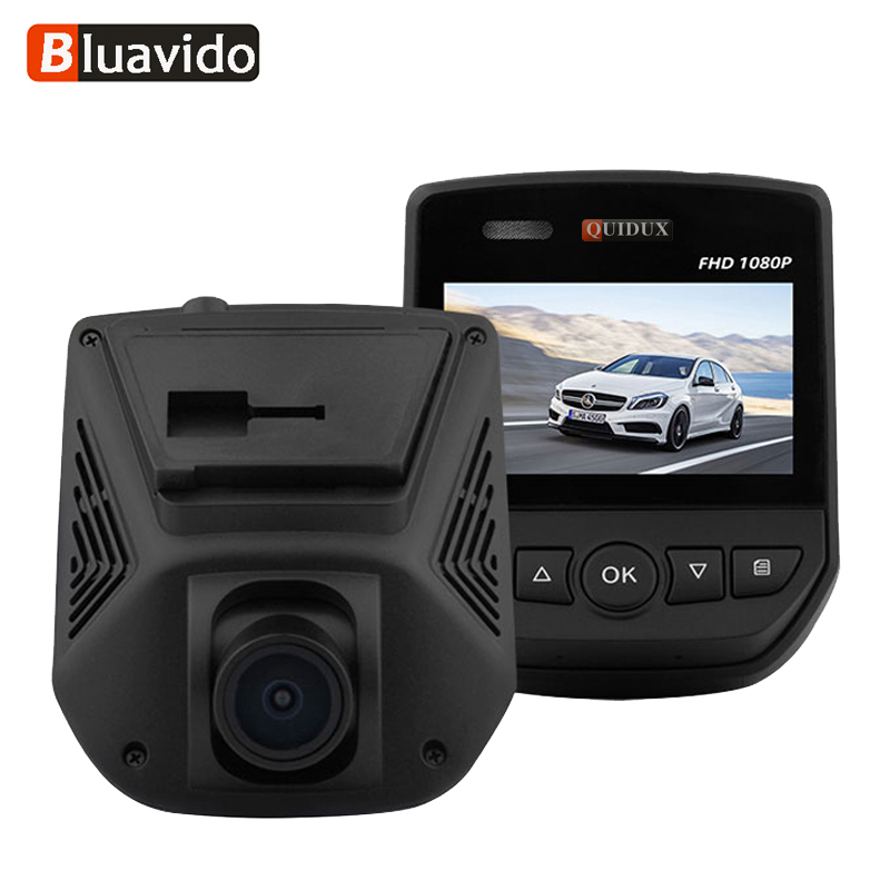 Bluavido Car DVR Sony Imx Video-Camera Angle-G-Sensor Auto-2.45inch-Recorder Wifi Full-Hd