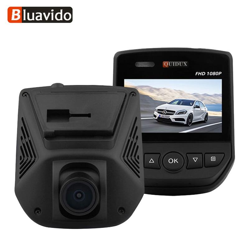 Bluavido Car DVR Full HD 1080P WiFi Video Camera Sony IMX 323 Sensor 150 Degree Angle G-Sensor Auto 2.45 inch Recorder Dash Cam 2 inch car dvr full hd 1080p video recorder dash cam novatek 96658 imx 323 wifi app control for ios android devices auto logger