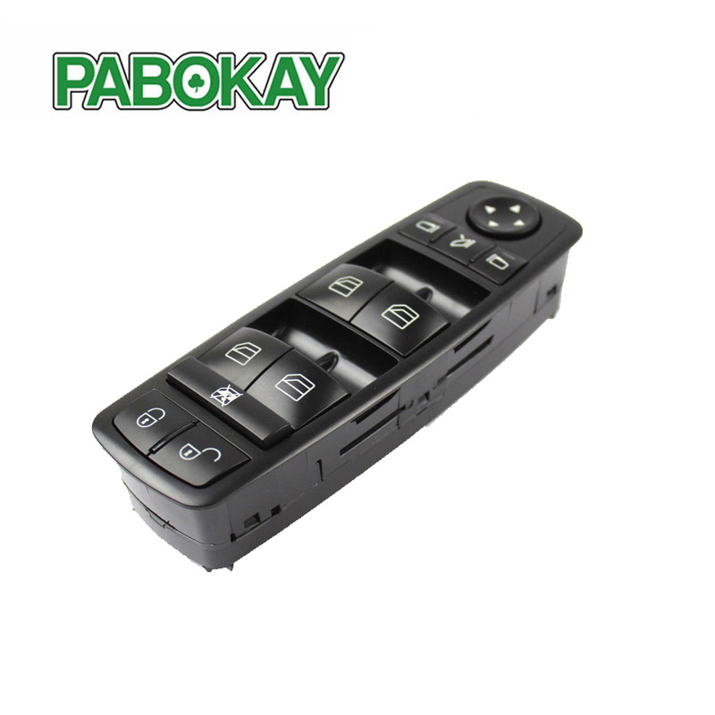 FOR MERCEDES Benz B CLASS W245 Front Electric Power Window Switch A 1698206710 Brand New A1698206710|Exterior Door Handles| |  - title=