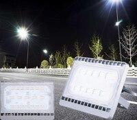10w20w30w50w100W led flutlicht 220 V led scheinwerfer ourdoor lampe LED flutlicht garten lampe led spot licht-in LED-Strahler aus Licht & Beleuchtung bei