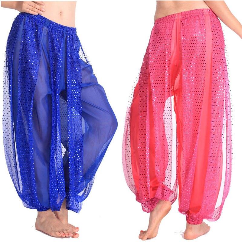 Kvinnor magdansbyxor magdansbyxa bukdansbyxa bukdans kjolar Egypten danskläder byxor indisk tribal byxor kjol
