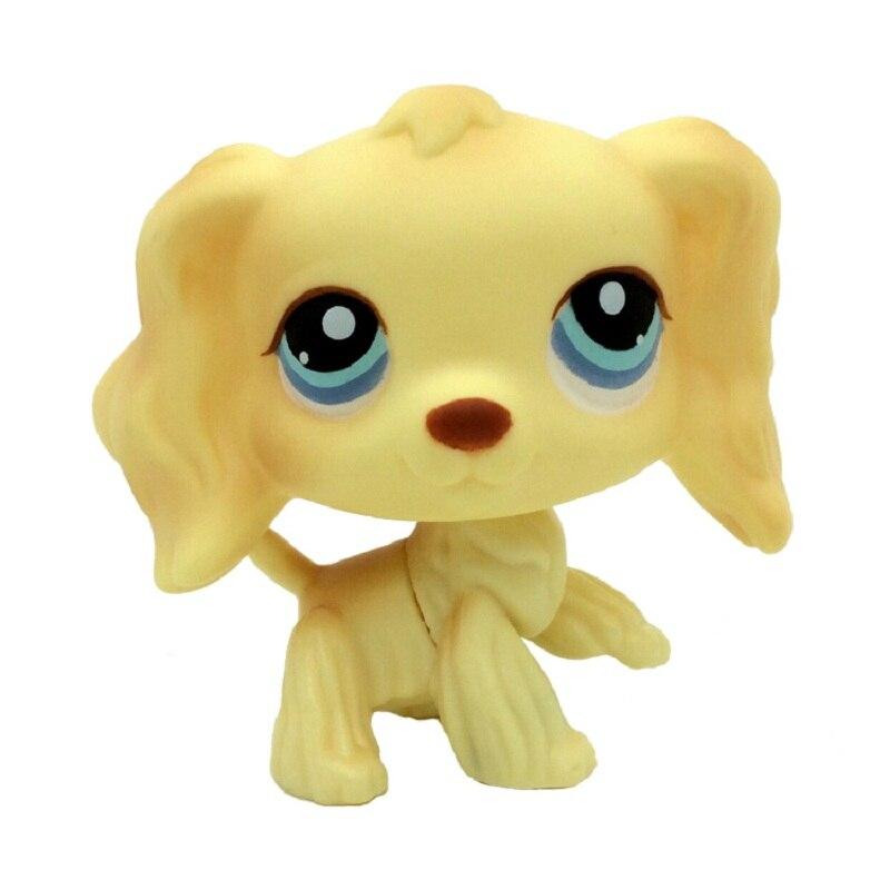 Jouet lps lps boutique réelle Animal de compagnie, jouet de figurines originales pour enfants