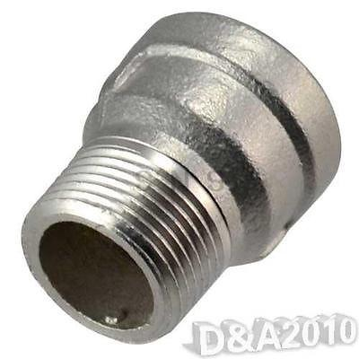1 2 Quot Female X 1 2 Quot Male Nipple Bush Adapter Bushing Pipe