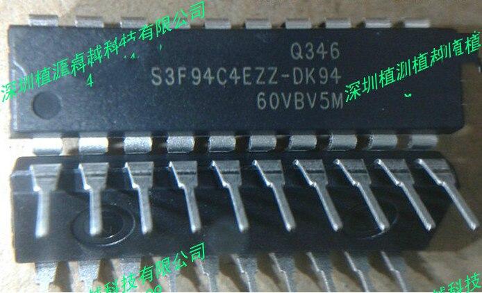 Free shipping 10pcs/lot SCM S3F94C4EZZ-DK94 replaced S3F9454BZZ DIP new original