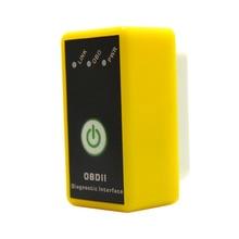 V1.5 Супер Мини ELM327 Bluetooth ELM 327 OBD II V1.5 Версия 12 В Читатели Код Scan Инструменты Автомобилей Диагностический Интерфейс инструмент