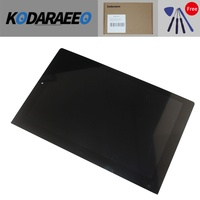 Kodaraeeo For Lenovo Yoga Tablet 2 1051 1051F 1051L Touch Screen Digitizer Sensor With Full LCD