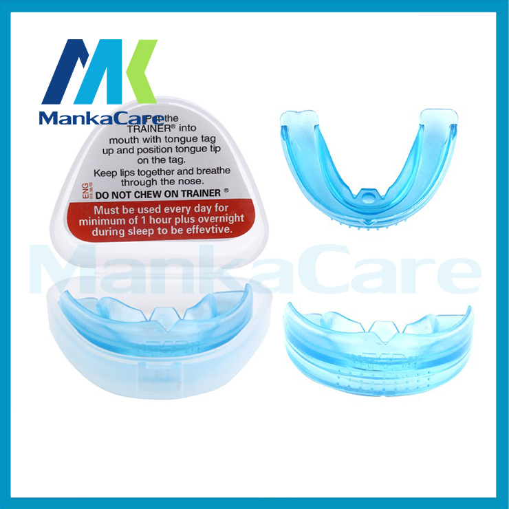 2PCS / बहुत T4B दंत दांत रूढ़िवादी उपकरण ट्रेनर संरेखण टीथ सीधे / संरेखण के लिए मुखपत्र लट