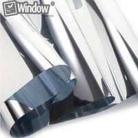 Siilver Silver One Way Mirror Window Tints Reflective 20 20 X 30 Window Film Tint