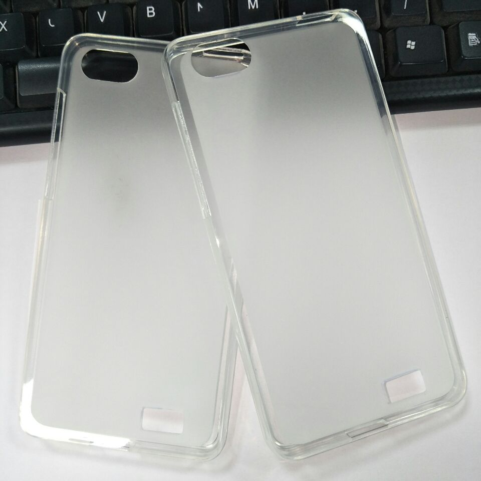 Fashion Clear Soft Case For Just5 m503 Cases Black White Tpu Cover Sheer For Just5 m503 Cases Back Cover Fundas Sheer Capa Coque image