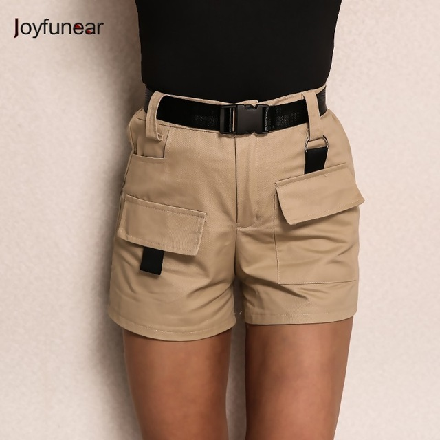 Joyfunear New Summer Pants Bottom Trousers Women Pants High Waist Pants Women With Pocket Streetwear Casual Harajuku Sweatpants
