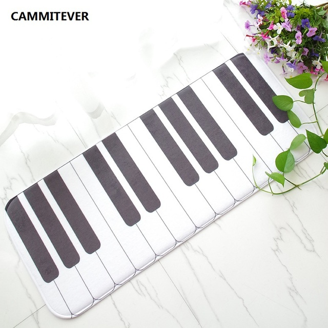Cammitever 100 40cm Piano Carpets For Living Room Home Doormat