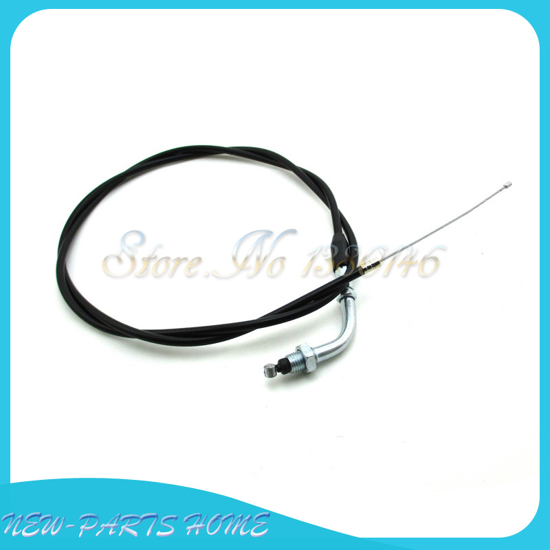 "Twist Throttle Cable 75/"" for Stand Up Gas Scooter 43cc 49cc"