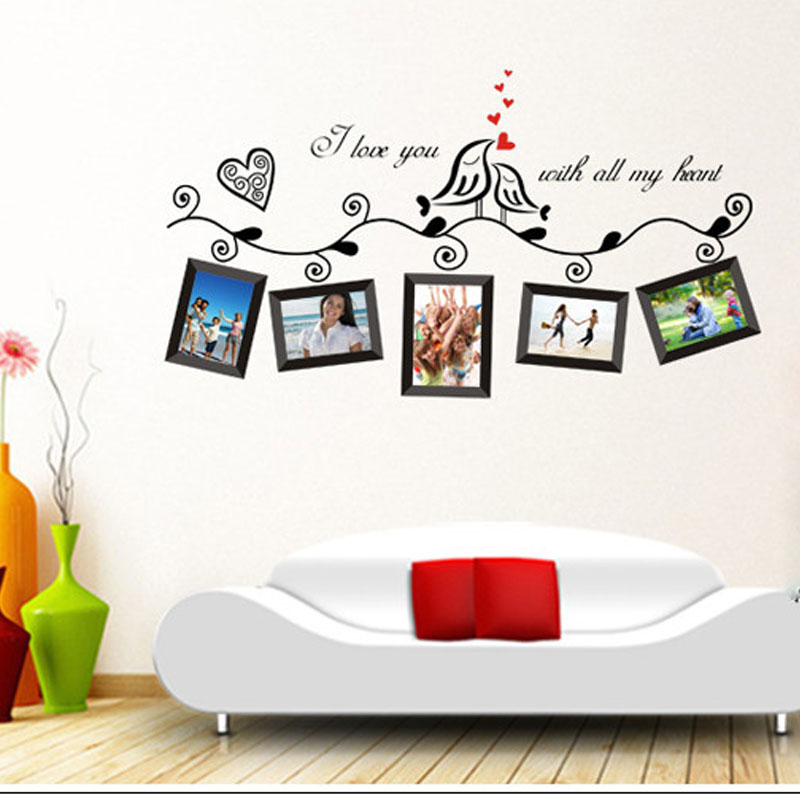 Online get cheap bird black alibaba group for Diy photographic mural