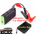 Hot! Portable 12V Car Jump Starter Emergency 400A Peak Jumper Booster Charger USB Phone Laptops Power Bnak SOS Lights Free Ship