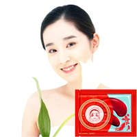 Love Thanks 6pcs/3Packs Gold Ginseng Cell repair Eye Mask Eye bags Anti-Aging Eye wrinkles Moisturizing Creams