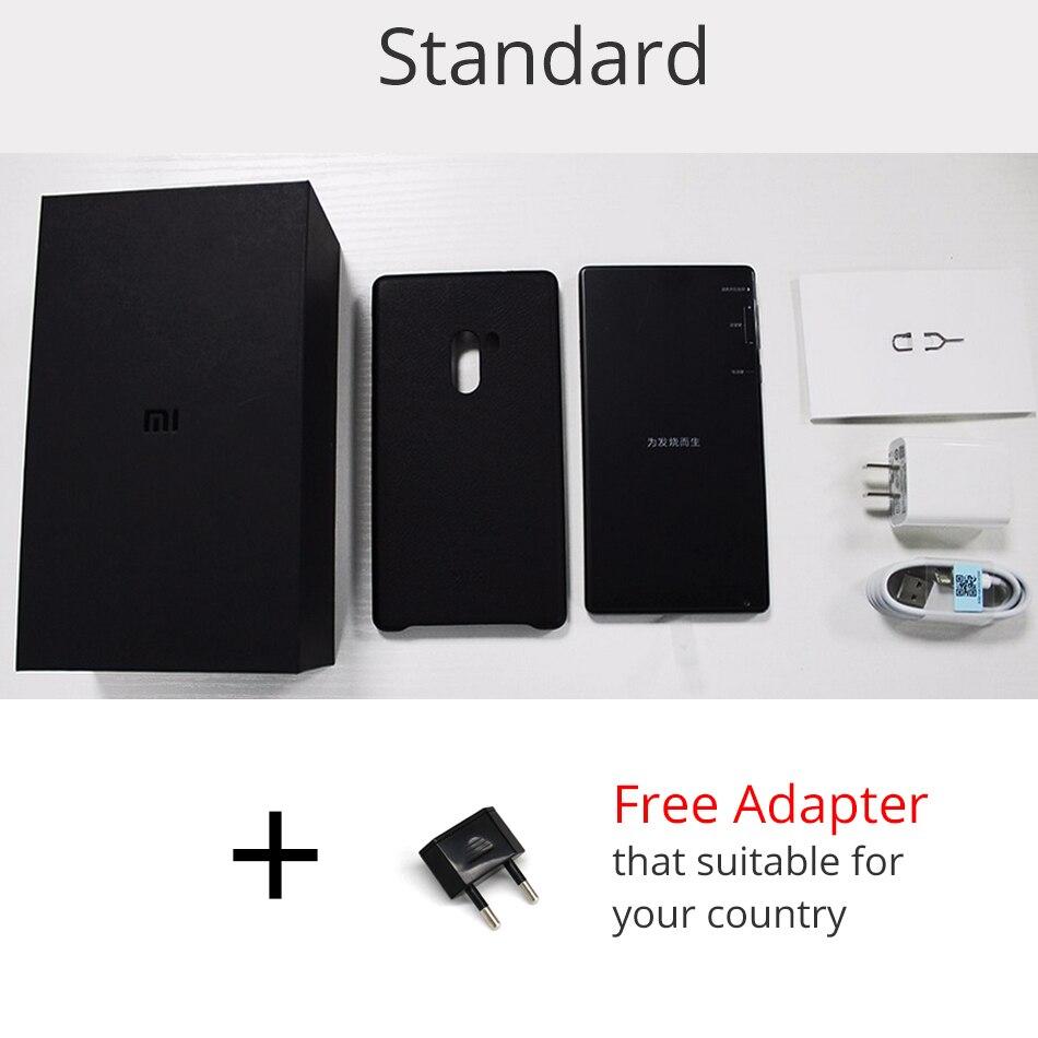 US $363 99 |Earphone Gift! Original Xiaomi Mi MIX Mobile Phone Snapdragon  821 4GB RAM 128GB ROM 6 4