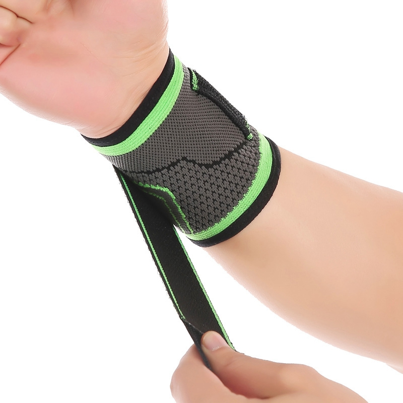 Sports Wrist Wrap Bandage Hand Support Wristband Protector basketbol bileklik Sweatband Gym Strap Sport Brace Wristband Men