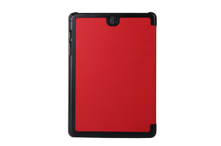 FOR GALAXY Tab A 9.7 leather cover skin case funda for samsung GALAXY Tab A 9.7 T555 T550 9.7 tablet case 5PCS