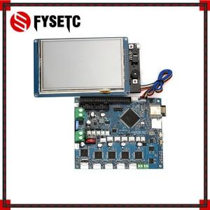 "Image 5 - المستنسخة دويتو 2 Wifi V1.04 DuetWifi المتقدمة 32 بت الالكترونيات مع 4.3 ""5"" 7 ""PanelDue اللمس جهاز تحكم بالشاشة ل BLV MGN مكعب"