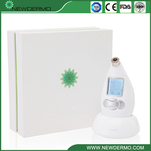 White Hot NEWDERMO Diamond Microdermabrasion Machine Cosmetics Skin Care V Line Face FREE SHIPPING