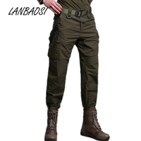 NEW 2016 MENS CASUAL MILITARY ARMY CARGO CAMO RANGER COMBAT WORK PANTS TROUSERS WITH Teflon 3