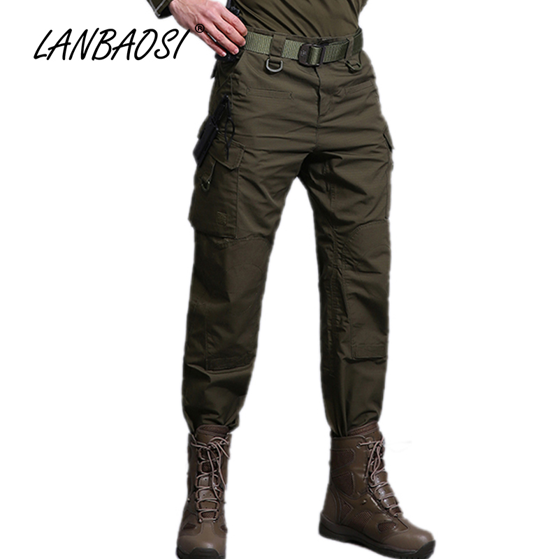 все цены на LANBAOSI OUTDOOR SPORTS MENS TACTICAL PANTS MILITARY ARMY CARGO CAMO RANGER COMBAT WORKPANTS TROUSERS 3 COLORS US SIZE 28-38#
