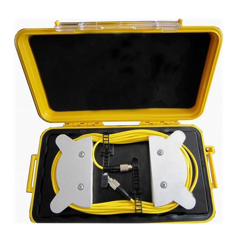 FC UPC Single Mode 9/125um 1310/1550nm 1KM OTDR Fiber optic launch cable box Application FTTH FTTB FTTX Network