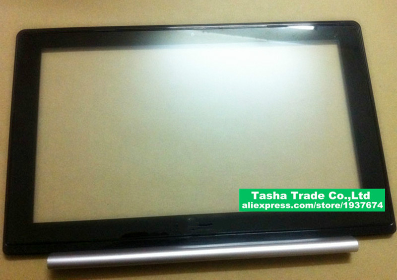 11.6 touch screen for ASUS S200 S200E digitizer TouchScreen Glass with frame shipping fr ...