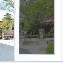 Funlife Width 80cm One Way Window Privacy Film,Window Heat Control Mirror Tint Anti-UV Glass Films Self adhesive Stickers