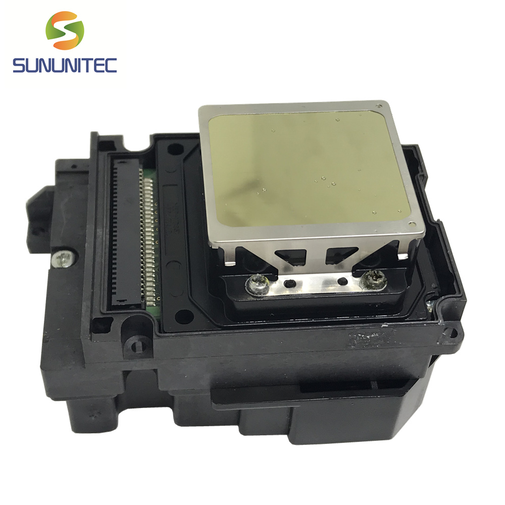 Printhead F192040 DX8 DX10 TX800 UV Print Head For Epson TX800 Nuocai Xuli Sky-Color UV Photo Printer