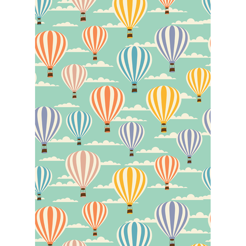 Vinyl photography background Hot air balloon Computer Printed children Photography backdrops for Photo studio 5X7ft  1229 vinyl photography background bokeh computer printed children photography backdrops for photo studio 5x7ft 888