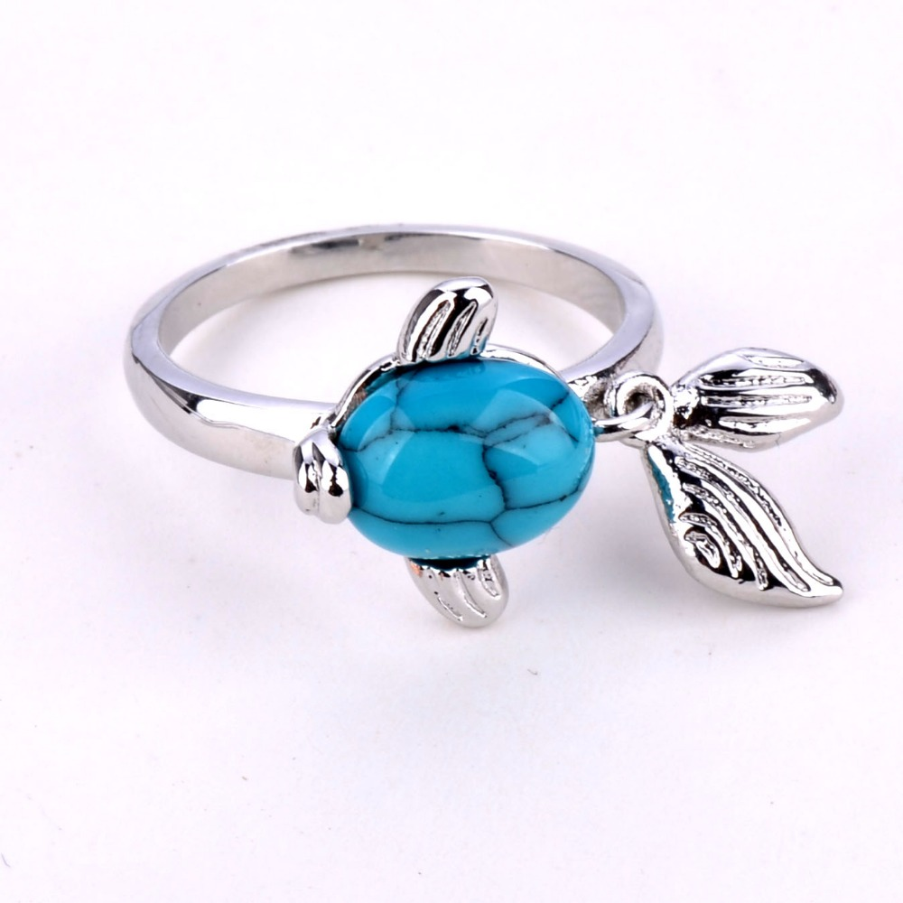 New Arrival bohemian ring cute Gold Fish Designer Ring With Zircon Jewelry Rings For Women Free Shipping J02787