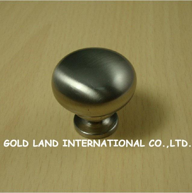 D31mm Free shipping zinc alloy furniture kitchen cupboard knob