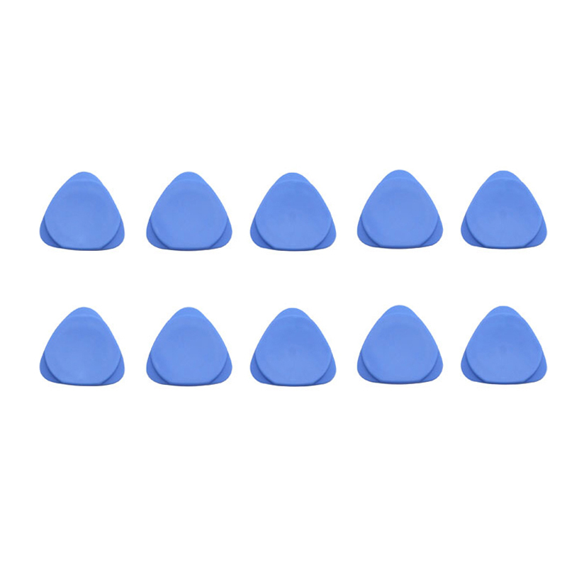10pcs/lot Plastic Guitar Picks Pry Opening Tools For iPhone iPad Tablet PC Smartphone Disassemble Phone Repair Tools10pcs/lot Plastic Guitar Picks Pry Opening Tools For iPhone iPad Tablet PC Smartphone Disassemble Phone Repair Tools