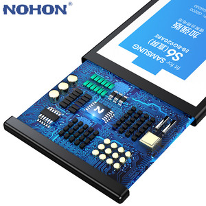 Image 3 - NOHON Battery For Samsung Galaxy S5 S6 S7 S8 S3 S4 NFC S7 S6 Edge Plus G950F G930F G920F G900F G925F G935F i9300 i9500 Bateria
