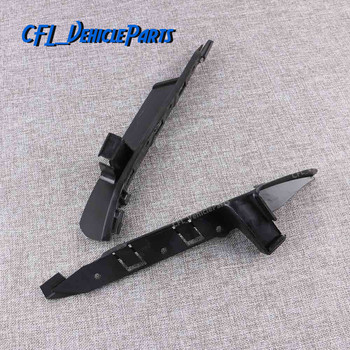 Front Left Or Right Bumper Guide Support Bracket 51117033705 51117033706 For BMW E60 E61 525i 2004-2007 528i 2008-2010 530i 545i image