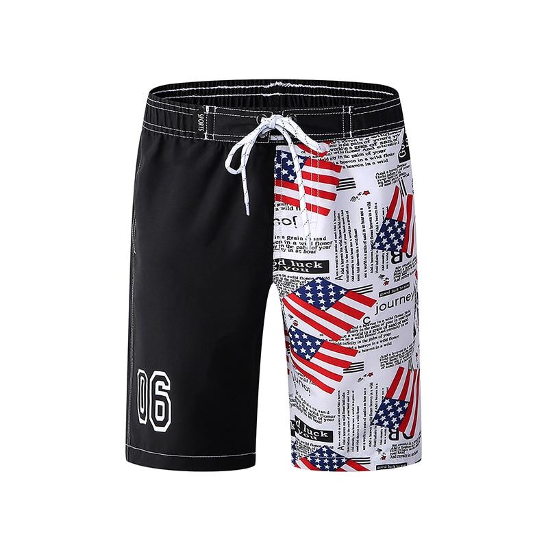 2019 New Summer Casual Board Shorts Boys Swim Shorts Quick-Dry Swimwear Kids Beach Wear Plus Size Running Gym Shorts  Drop Ship
