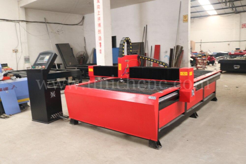 Fabryka sprzedaż bezpośrednia plazmowe cnc 1500x3000 do cięcia metalu