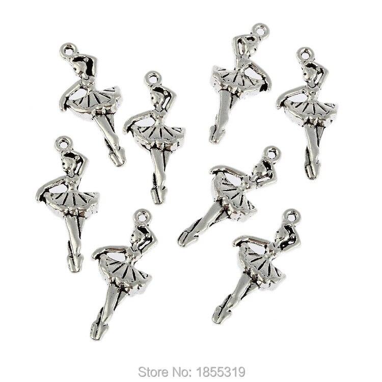 Casque Casque Musique tibétaine Argent 3D perles charms pendentifs Fit Bracelet 8pcs