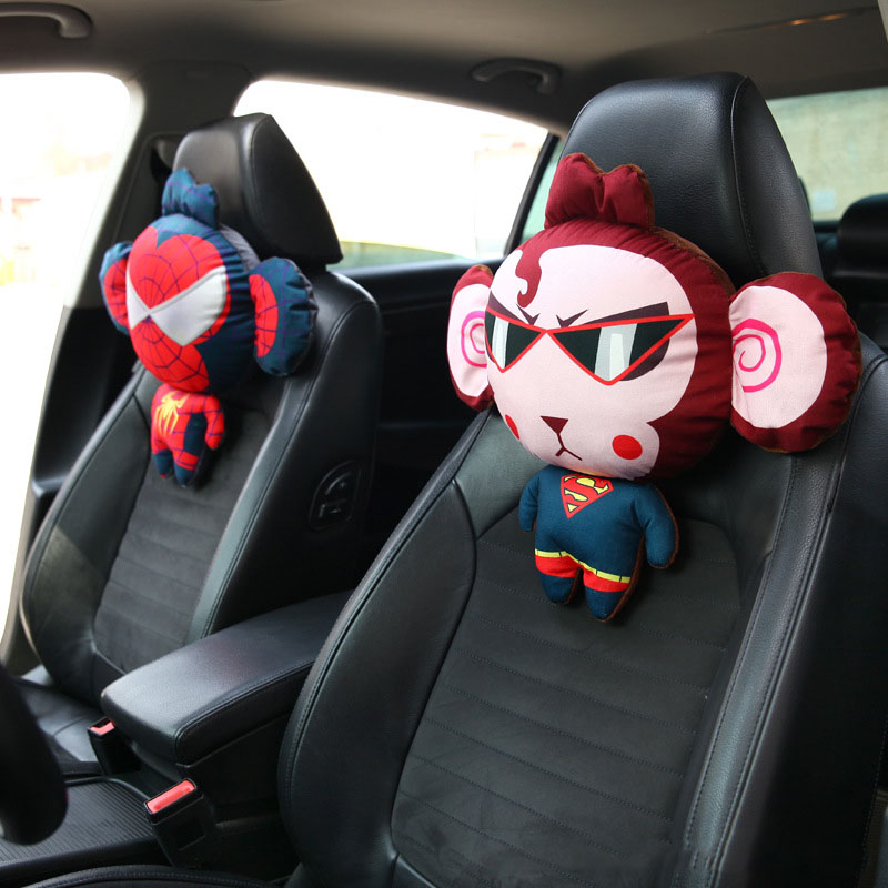 Spiderman Car Seat Covers Velcromag