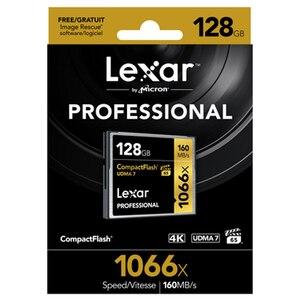 Image 5 - Original!!! Lexar Professional 128GB 64GB 32GB Compact Flash 160MB/s CF Memory Card 1066x UDMA7 VPG 65