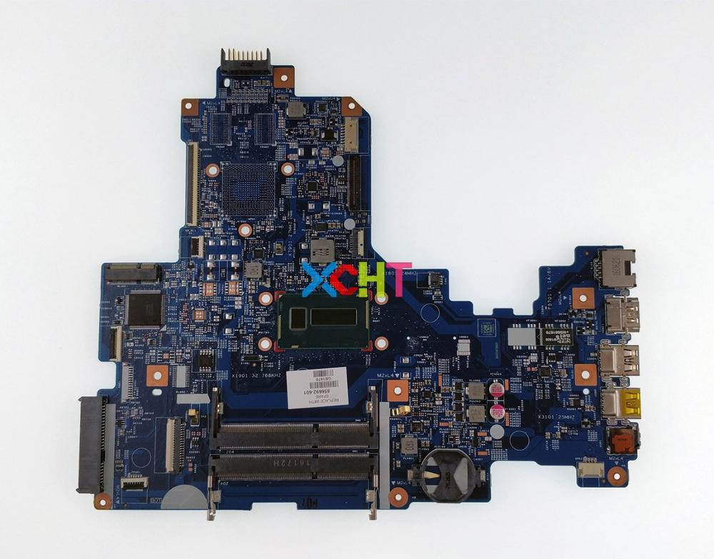 XCHT For HP Notebook 17 17 X Series 856692 601 856692 001 15287 1 448.08C01.0011 I3 5005U Laptop Motherboard Mainboard Tested